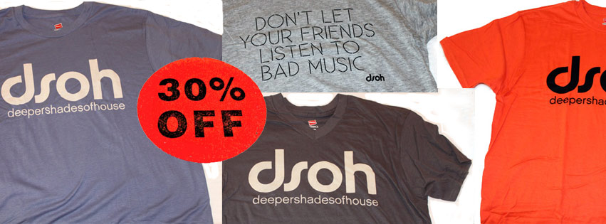 Deeper Shades T-Shirts 30 Percent Discount