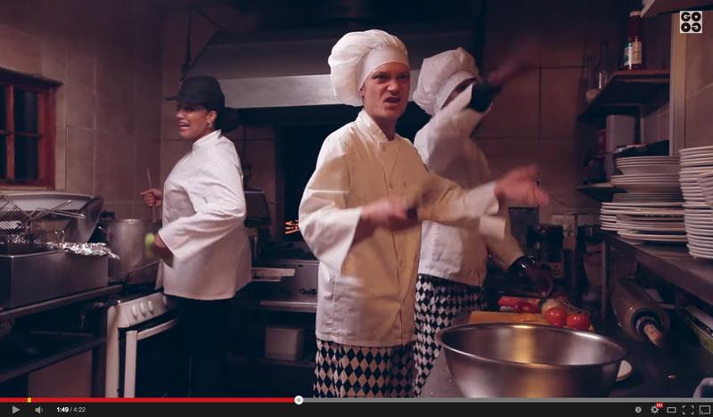 Ralf Gum feat. Monique Bingham - The Pap Music Video